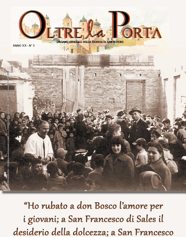 Oltre la Porta - Luglio/Agosto/Settembre 2020